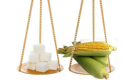 fruktoza a cukor