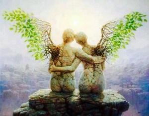 laska dvoch ludi