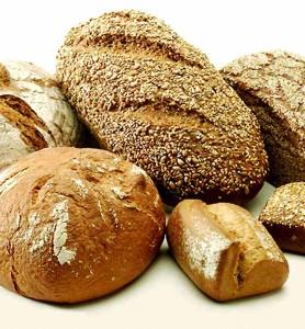 rozny druhy chleba