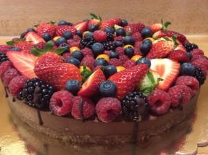 ovocna torta