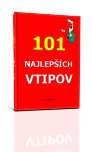 E-book 101 najlepsich vtipov