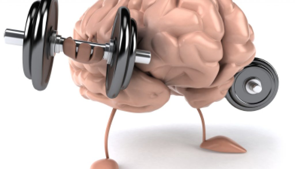 cvicit mozog