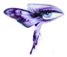 zena je ako motyl