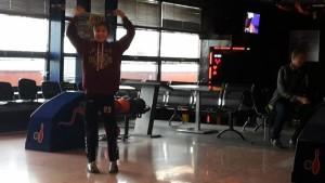 maxik radost z bowlingu