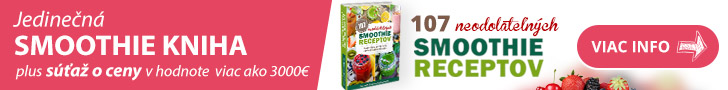 smoothie kniha dlhy banner