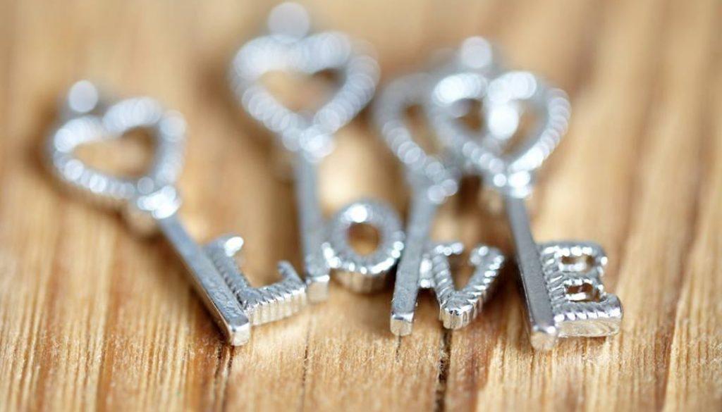 kluc lasky love