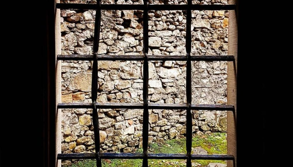 Cítiš sa ako vo väzení?