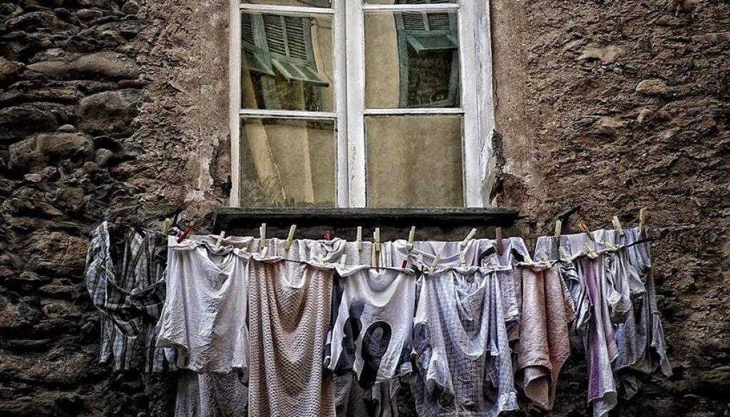 Poučný príbeh: Špinavé prádlo